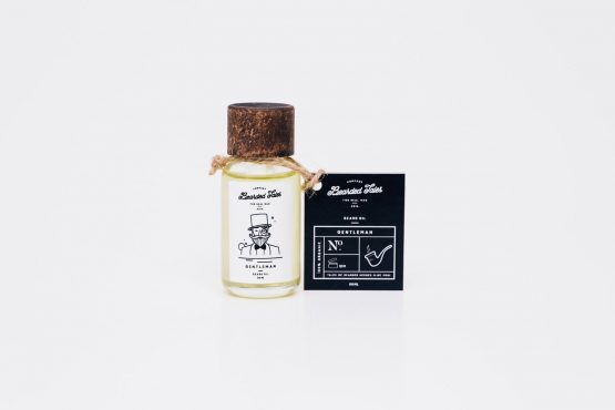 Gentleman - Beard Oil